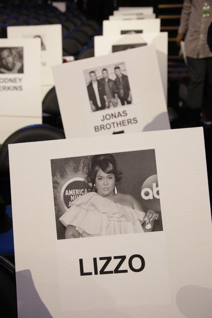 Là cái tên mới nhưng với việc dẫn đầu đề cử năm nay, Lizzo được xếp ngồi trên Jonas Brothers.