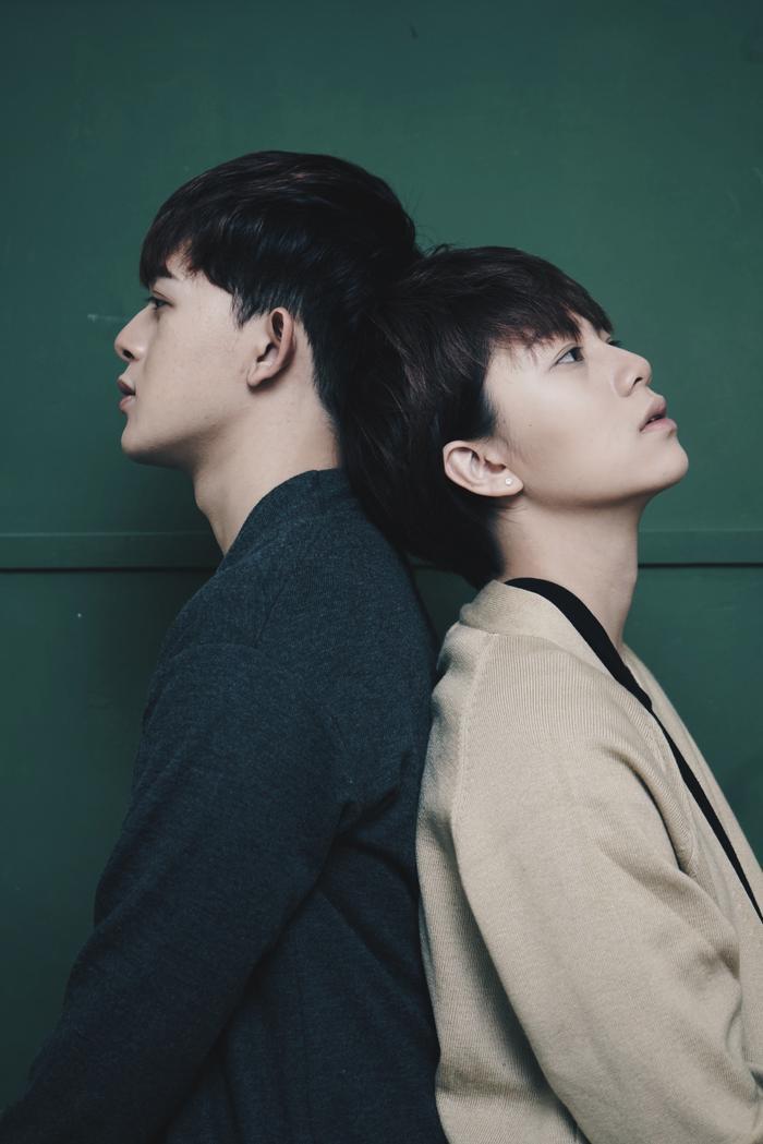 Bảo Hân, Quang Anh dành tặng fan bộ ảnh đôi chim ri tái ngộ ngày đầu năm mới ảnh 3