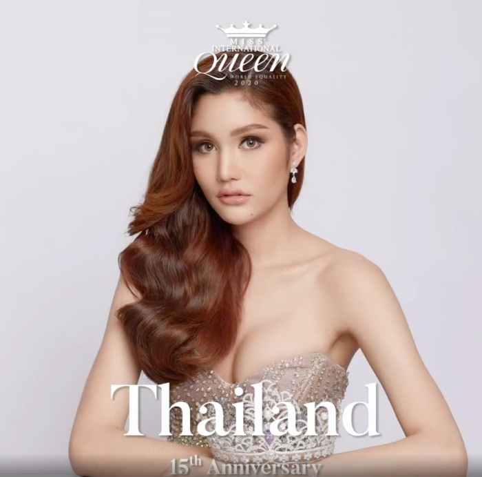 Hoa hậu Chuyển giới Thái Lan 2019 –Dear Rita Princeton.