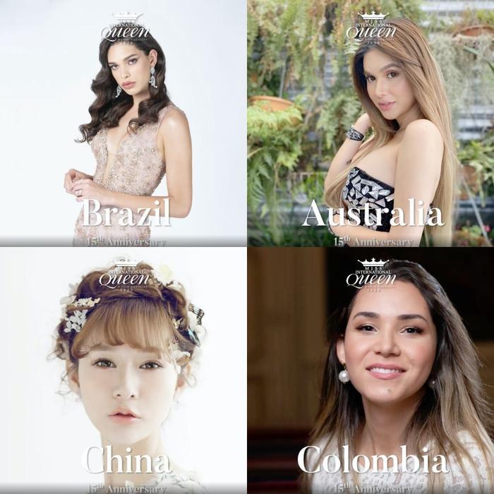 Hoa hậu Chuyển giới Quốc tế 2020 không thiếu những nhan sắc kiêu sa, lộng lẫy…