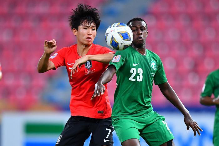 U23 Hàn Quốc đã có chiến thắng muộn màng trước U23 Saudi Arabia.