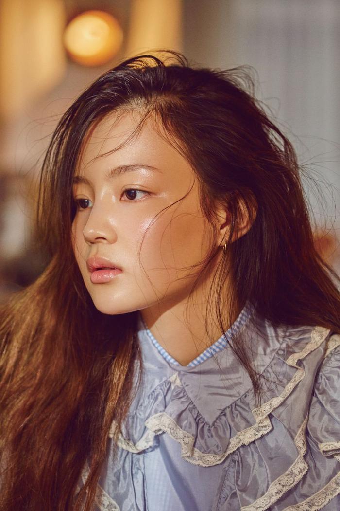 Cô nàng Lee Hi.
