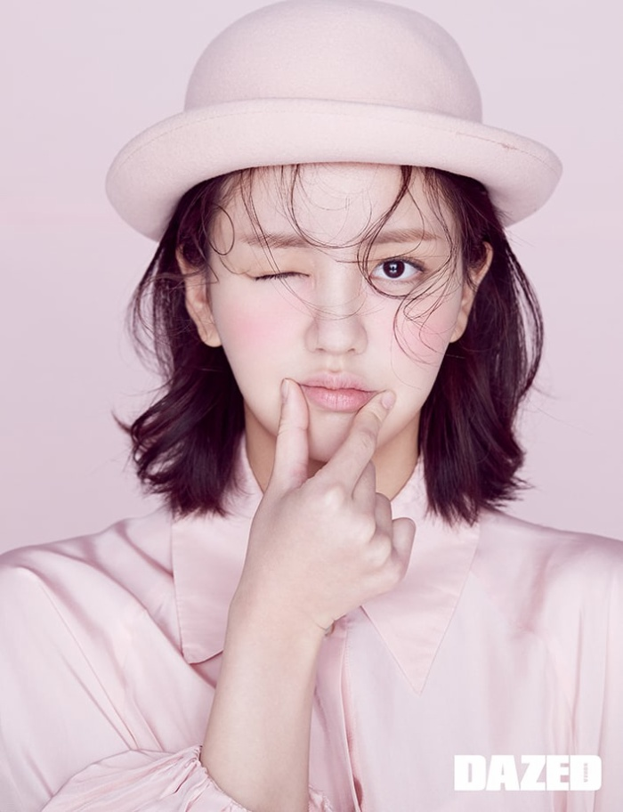 Kim So Hyun chia sẻ về định hướng tương lai với tư cách diễn viên đầu năm mới ảnh 1