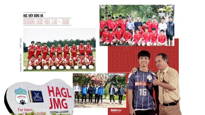 Bầu Đức với tầm nhìn xa tạo ra một phông văn hóa mới cho bóng đá Việt Nam.