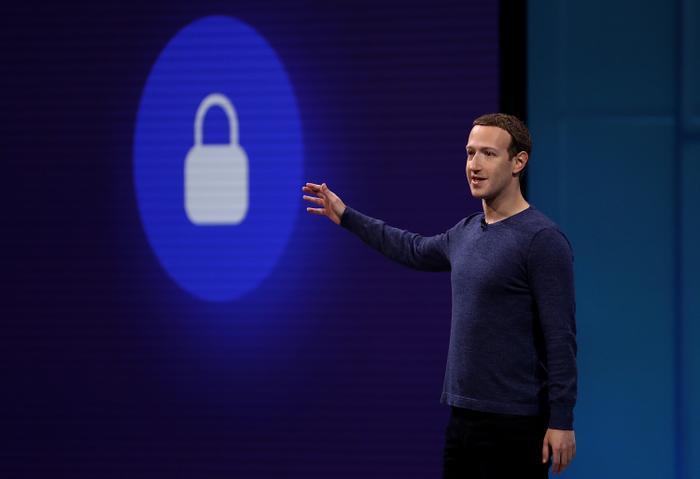 """Theo Mark Zuckerberg, tính năng """"Clear History"""" là động thái mới nhất của mạng xã hội này nhằm cải thiện quyền riêng tư cho người dùng. (Ảnh: Justin Sullivan/Getty Images)"""