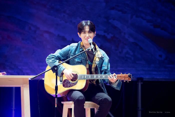 Jaehwan sẽ trình diễn Annyeong lần đầu tiên tại concert Busan.