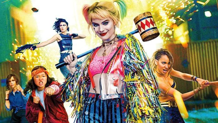 Birds of Prey đánh dấu sự trở lại của Harley Quinn sau khi chia tay Joker.