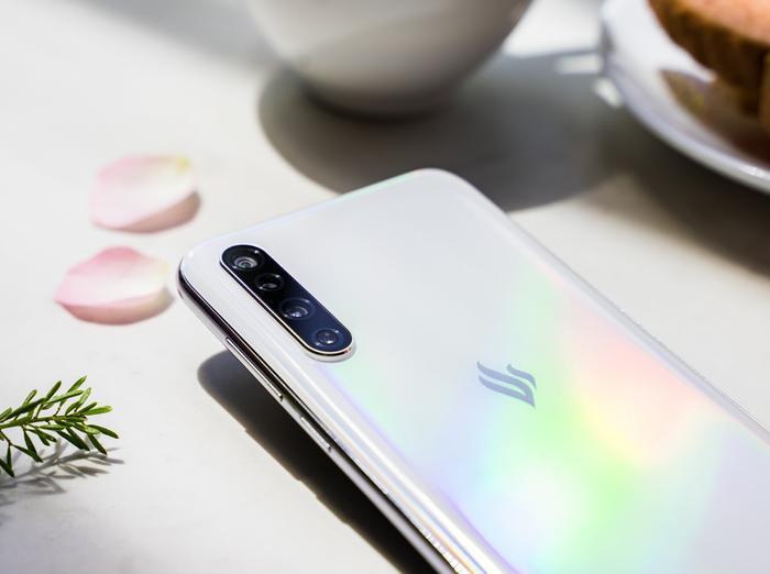 Vsmart Live là smartphone đầu tiên của VinSmart ra mắt trong năm 2019.