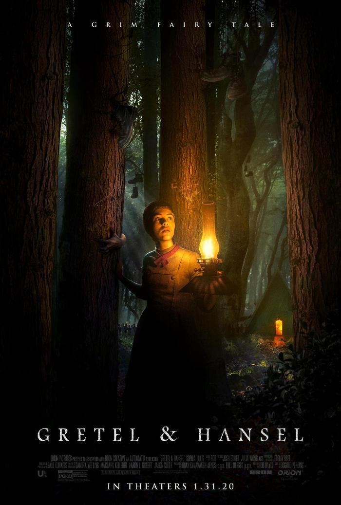Cuối tuần xem gì: 'Gretel  Hansel' quyết đấu ván cờ sinh tử với phim của Khả Ngân  Quốc Anh, Hoàng Yến Chibi! ảnh 1