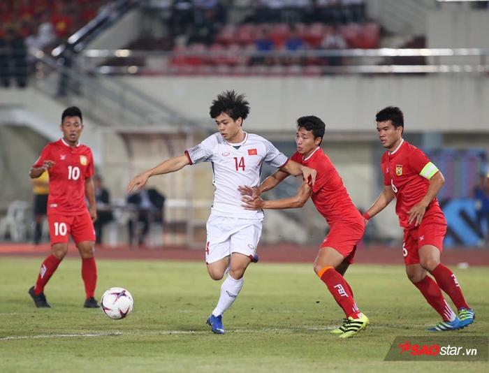 Công Phượng là một trong những cầu thủ được chờ đợi trở lại ấn tượng để mang đến khác biệt cho tuyển Việt Nam ở vòng loại World Cup 2022, nhất là cuộc so kè với Malaysia vào ngày 31/3.