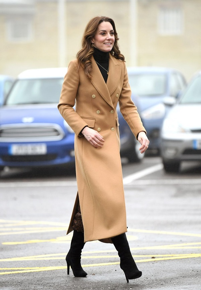 Kate Middleton là biểu tượng thời trang Hoàng gia được yêu thích nhất