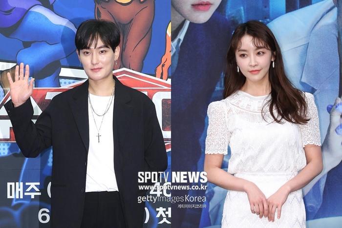 Jung Yoo Mi và Kangta (HOT) xác nhận hẹn hò