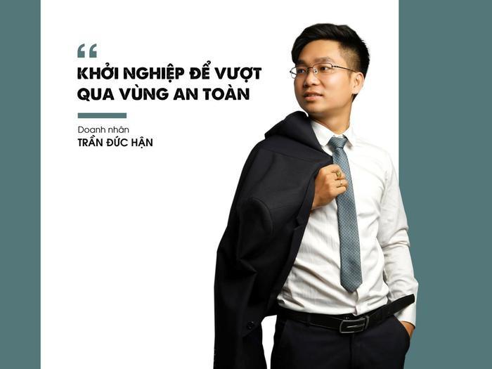 CEO Trần Đức Hận: Cuộc đời là cuộc đua, không tiến ắt sẽ lùi ảnh 1