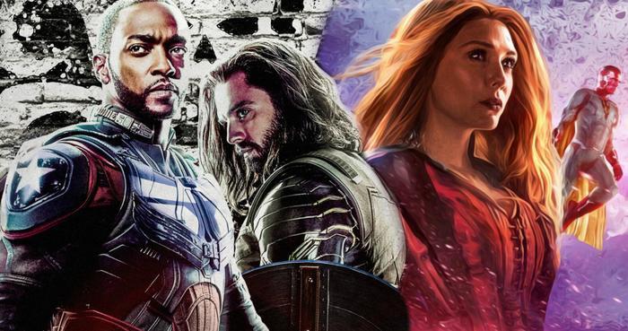 The Falcon and the Winter Soldier cùng WandaVision đã có ngày lên sóng chính thức
