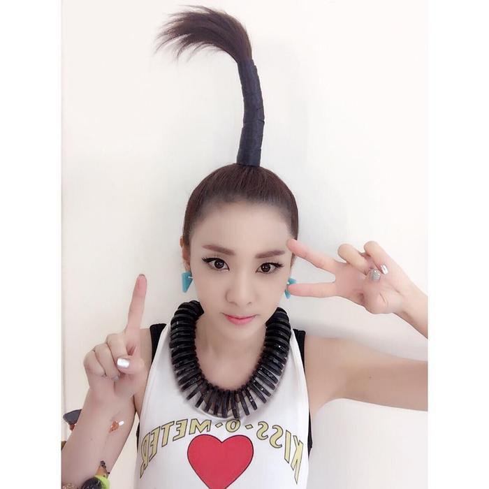 Dara từng nghĩ mình là một người thừa trong 2NE1 ảnh 4