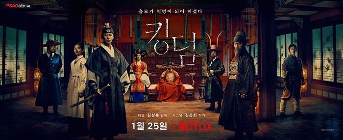 Bom tấn Kingdom 2 phát hành poster chính thức và ấn định ngày ra mắt vào tháng 3 ảnh 1