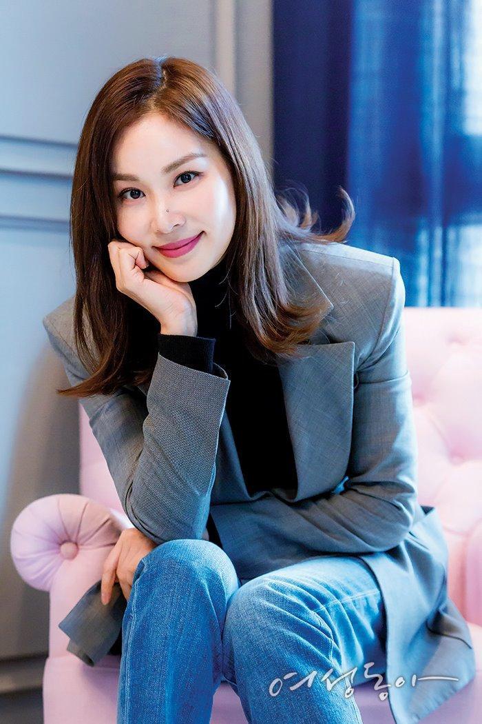 Go So Young rụng tóc, già đi sau bê bối săn gái ngành của Jang Dong Gun ảnh 5