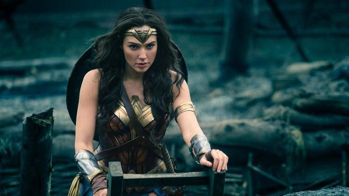 Wonder Woman cũng chính là tiền truyện của DC