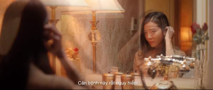 Những hành động mà Hân dành cho Hương Giang không xuất phát hoàn toàn từ dã tâm của cô mà do căn bệnh tâm lý rối loạn nhân cách hệ chống đối.