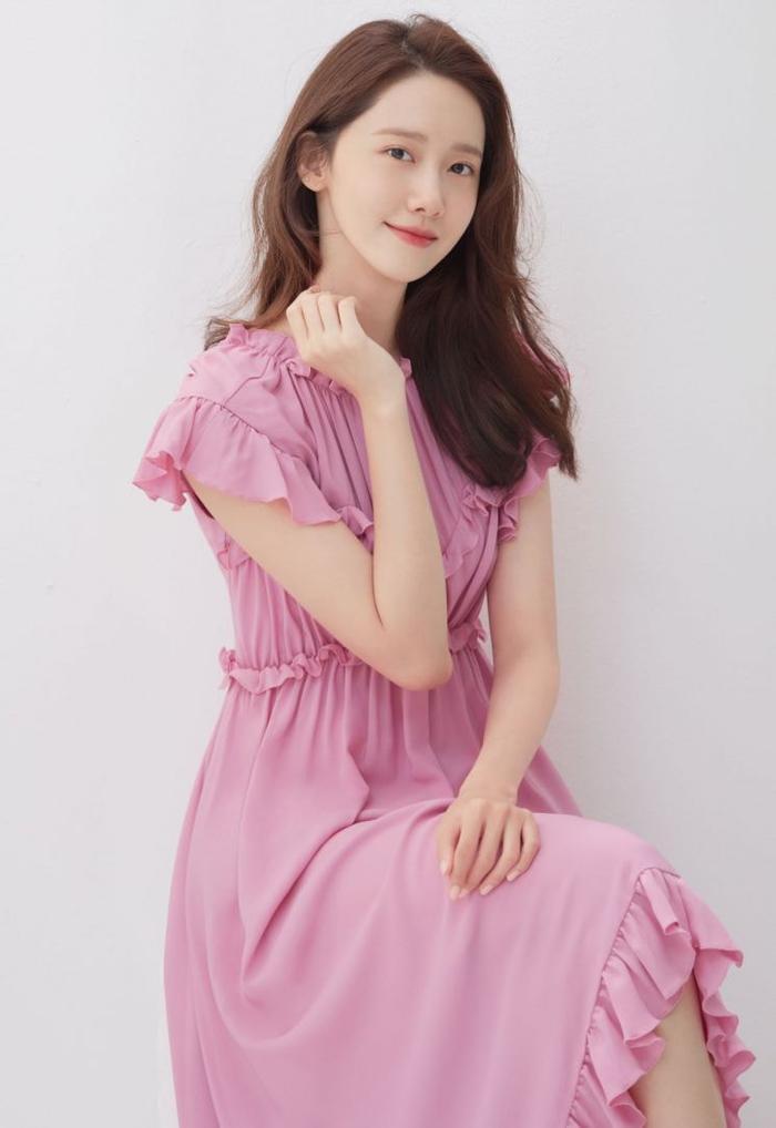 Nhan sắc của Yoona sau 10 năm ra mắt vẫn không hề thay đổi.