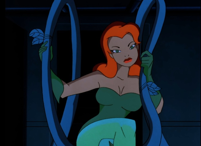 Poison Ivy trong Batman: The Animated Series.