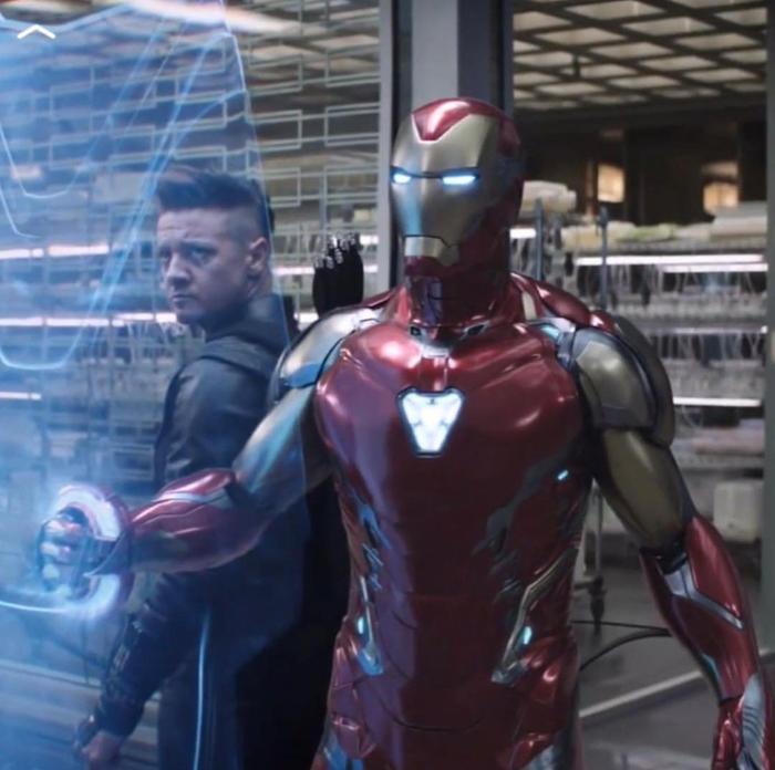 Nếu không phải Iron Man, Robert Downey Jr. sẽ vào vai Hawkeye trong MCU! ảnh 2