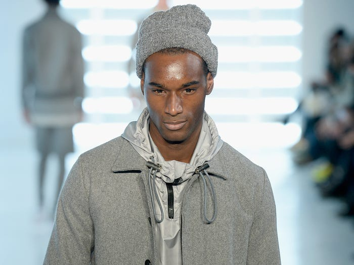15 người mẫu da màu đang gây bão thế giới thời trang ảnh 12