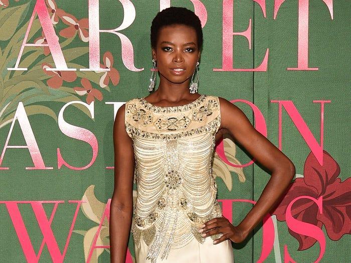15 người mẫu da màu đang gây bão thế giới thời trang ảnh 13