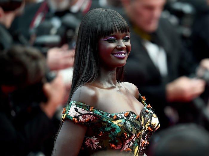 15 người mẫu da màu đang gây bão thế giới thời trang ảnh 3