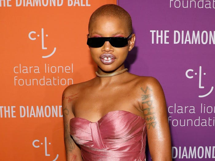 15 người mẫu da màu đang gây bão thế giới thời trang ảnh 6