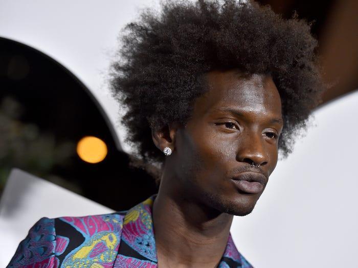 15 người mẫu da màu đang gây bão thế giới thời trang ảnh 7
