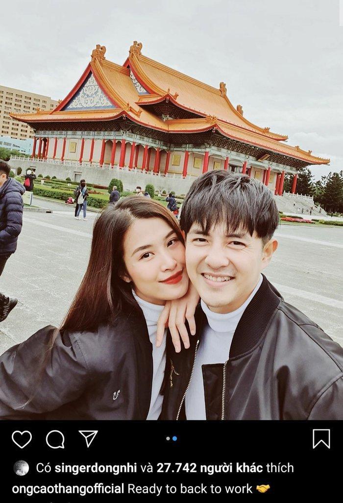 Lâu lâu mới đăng hình selfie, Đông Nhi liền bị Ngô Kiến Huy và Diệu Nhi đặt cho biệt danh khó đỡ ảnh 4