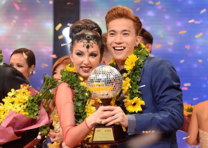 S.T từng chiến thắng cuộc thiBước nhảy hoàn vũ.