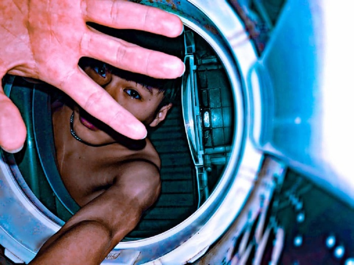 Nồi cơm điện xưa rồi, chụp ảnh bằng máy giặt mới là hot trend 2020, bạn đã thử chưa? ảnh 3