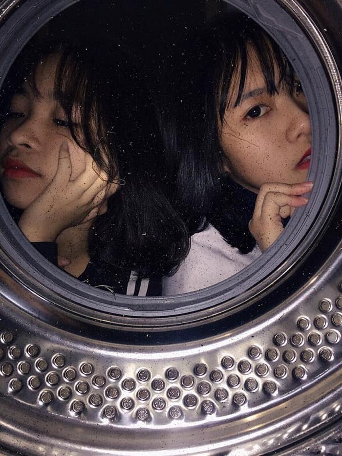 Nồi cơm điện xưa rồi, chụp ảnh bằng máy giặt mới là hot trend 2020, bạn đã thử chưa? ảnh 4