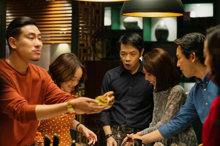 Mỹ Tâm phủ nhận tin đồn góp mặt trong phim Tiệc trăng máu của đạo diễn Nguyễn Quang Dũng ảnh 4