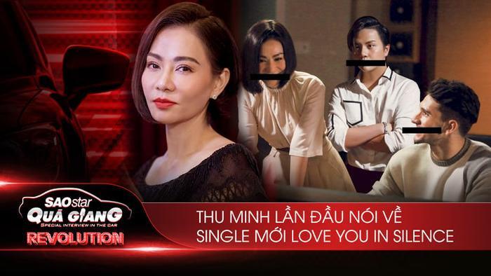Thu Minh bật mí về single mới Love You In Silence: Hứa hẹn sẽ đồng hành cùng hội FA nhân dịp Valentine