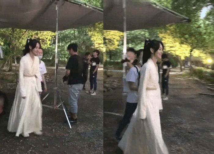 Dương Mịch, Lưu Diệc Phi ăn đứt Trịnh Sảng khi vào vai Nhiếp Tiểu Thiến trong Thiện nữ u hồn ảnh 3