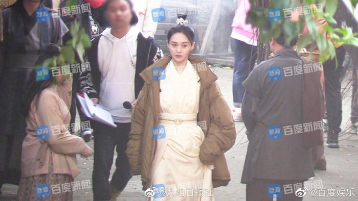 Dương Mịch, Lưu Diệc Phi ăn đứt Trịnh Sảng khi vào vai Nhiếp Tiểu Thiến trong Thiện nữ u hồn ảnh 1