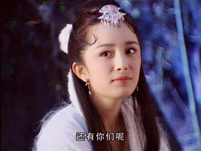 Dương Mịch, Lưu Diệc Phi ăn đứt Trịnh Sảng khi vào vai Nhiếp Tiểu Thiến trong Thiện nữ u hồn ảnh 4