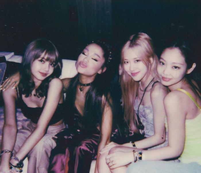 Người hâm mộ tin rằng Ariana Grande sẽ xuất hiện trong lần trở lại sắp tới của BLACKPINK.