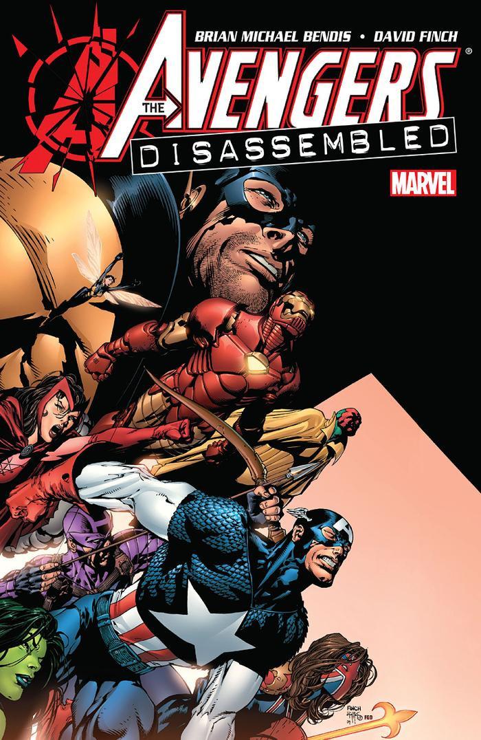 Avengers Disassemble cũng là một đầu truyện nổi tiếng của Marvel