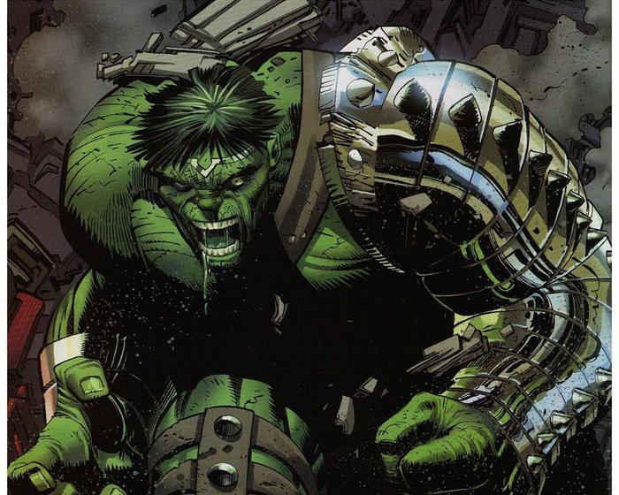 World War Hulk là một trong những đầu truyện hay nhất của Marvel