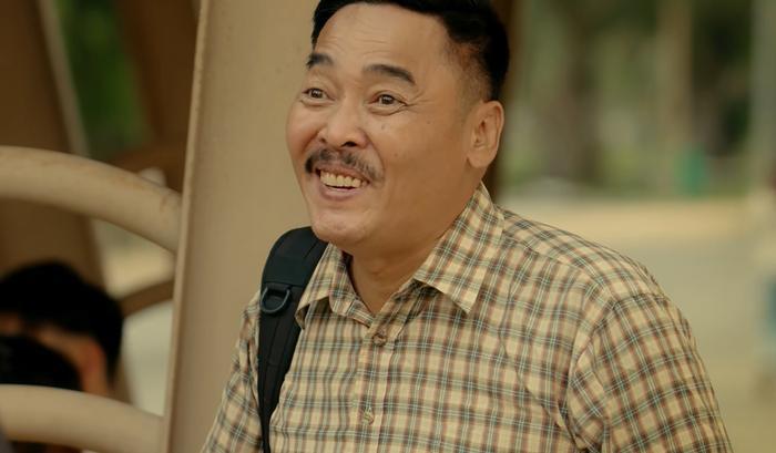 Diễn viên Lê Quốc Nam.