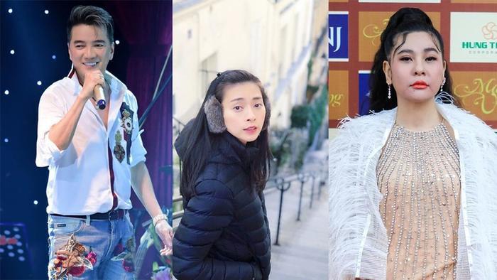 Mr Đàm, Ngô Thanh Vân và Cát Phượng bị phạt 10 triệu đồng vì đưa tin sai về virus corona ảnh 0