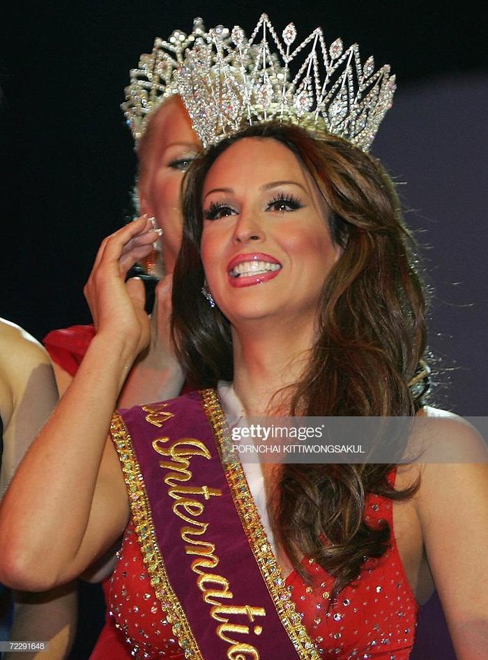 Erica Andrews đăng quang Hoa hậu Chuyển giới Quốc tế 2006. Tuy nhiên, 7 năm sau khi đăng quang, Erica Andrews qua đời vì căn bệnh nhiễm trùng phổi.