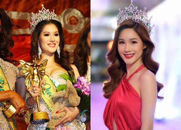 Mỹ nhân Thái Lan Sirapassorn Atthayakorn là nữ hoàng sắc đẹp chuyển giới vào năm 2011. Đẹp quyến rũ và có giọng nói ngọt ngào, Sirapassorn Atthayakorn đã bước chân vào showbiz sau đăng quang. Tuy nhiên, cô không tạo được dấu ấn, nhan sắc hiện tại đã thay đổi theo hướng tích cực.