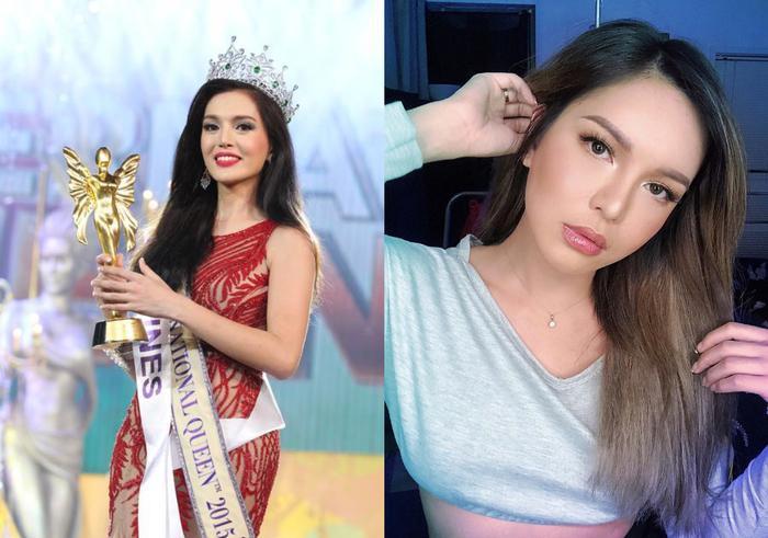 Hoa hậu Chuyển giới Quốc tế 2015 là Trixie Maristela – đại diện Philippines. Sở hữu chiều cao không mấy nổi bật 1,63 m nhưng người đẹp được khen vì nhan sắc hài hòa.