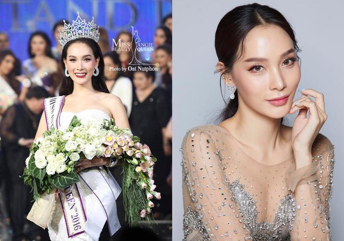 Năm 2017, Hoa hậu Chuyển giới Quốc tế gọi tên Jiratchaya Sirimongkolnawin – đại diện đến từ Thái Lan. Jiratchaya Sirimongkolnawin đăng quang khi mới 23 tuổi và từng là người mẫu – nhà thiết kế thời trang.Với lợi thế hình thể, gương mặt, Jiratchaya Sirimongkolnawin luôn được khen là biểu tượng của cuộc thi sắc đẹp chuyển giới toàn cầu.
