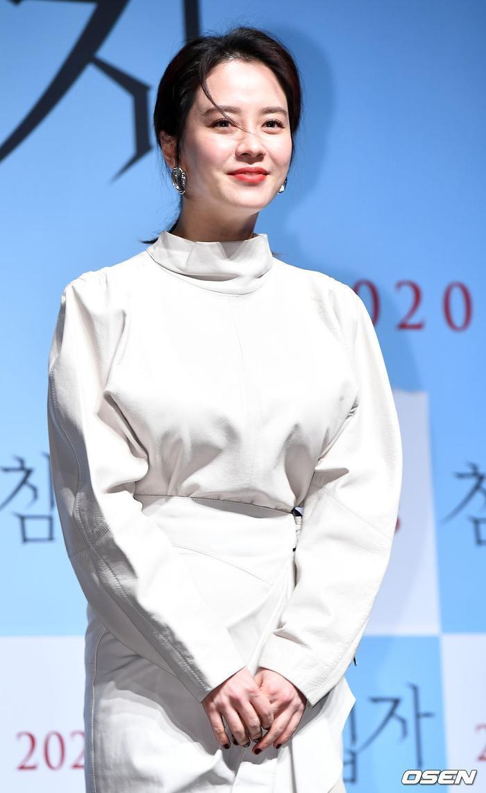 Mợ ngố Song Ji Hyo đẹp nền nã ở tuổi 38: Knet tiếc vì cứ để mặt mộc trong Running Man ảnh 3